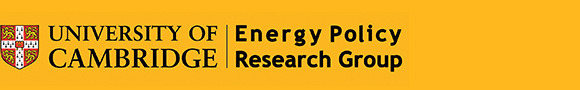 Energy Policy Research Group